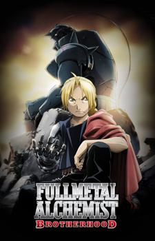 Fullmetal Alchemist: Brotherhood / Стальной алхимик: Братство
