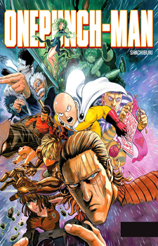 One Punch Man / Ванпанчмен