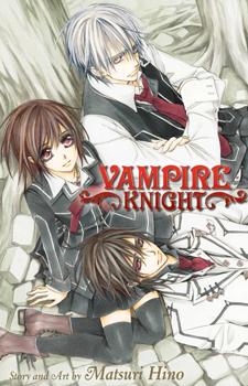 Vampire Knight / Рыцарь - вампир