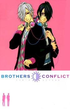 конфликт братьев манга яой