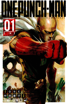 One Punch-Man / Ванпанчмен